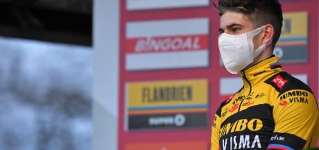 Coupe du monde de cyclocross: Wout van Aert au départ dimanche à Termonde