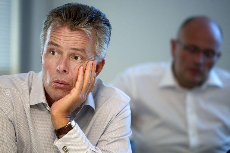 Directeur Christian van Thillo van De Persgroep. Beeld anp