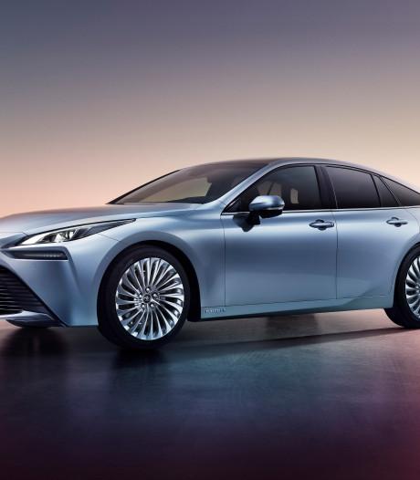 Mirai 2.0: waarom Toyota nog wél in waterstof gelooft