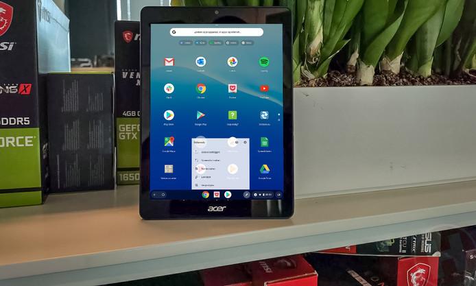 De Acer Chromebook Tab 10
