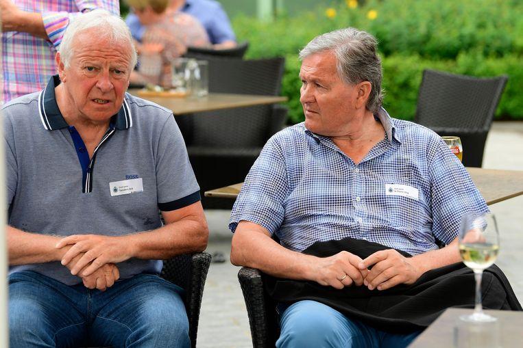 Ulrik le Fevre en Dirk Sanders.