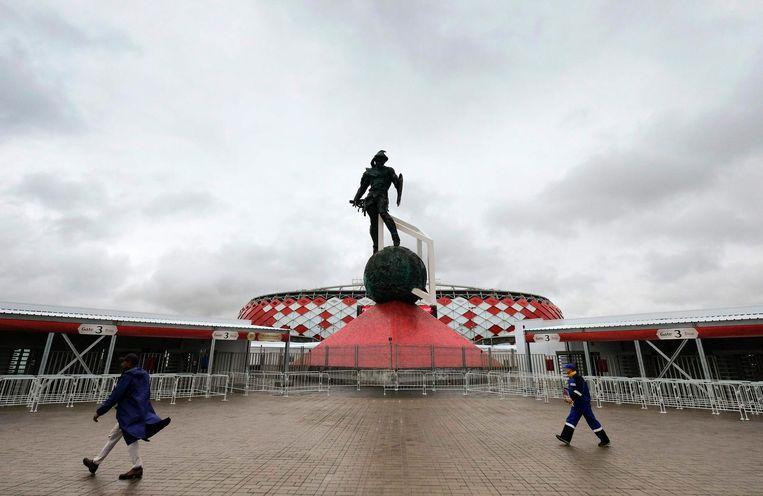 De Otrkytie Arena in Moskou. Beeld anp