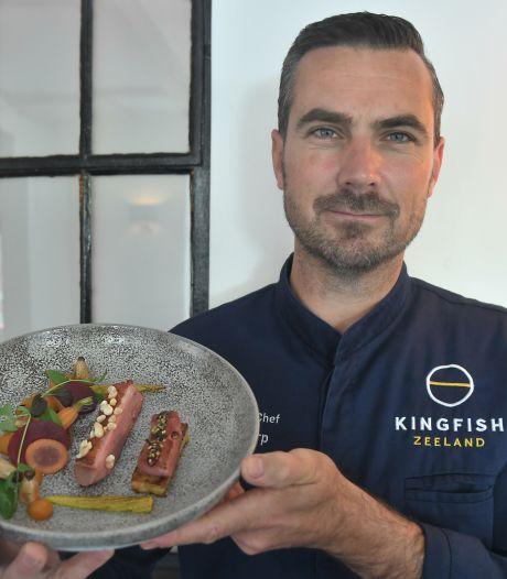 Restaurant Scherp bereidt vijfgangenmenu's voor hotel van der Valk Middelburg
