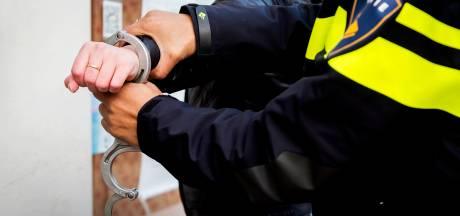 Agenten in Oldebroek pakken 'coronaspuger' na vernieling op 't Loo