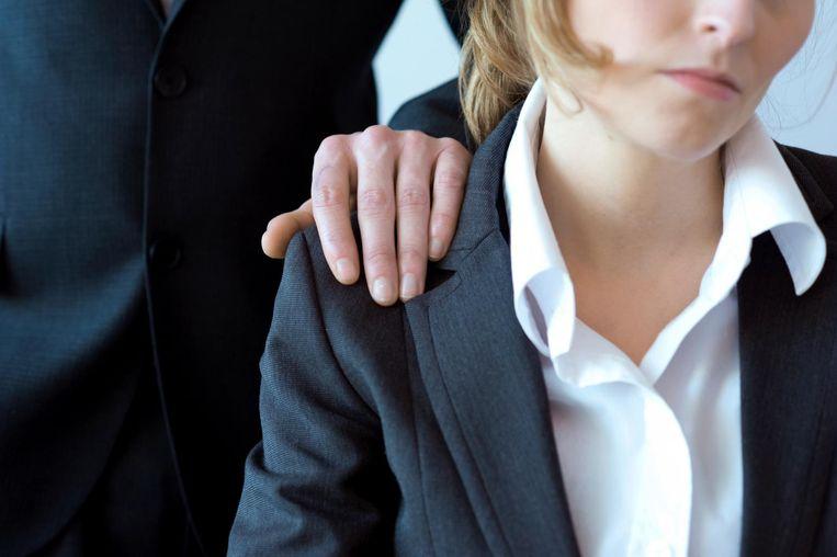 Seksuele intimidatie op de werkvloer. Beeld ANP XTRA