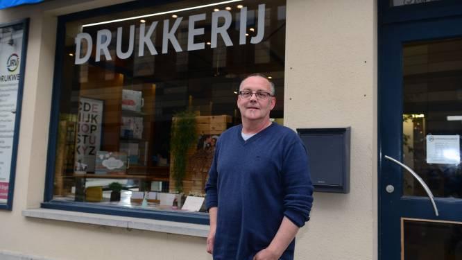 """Drukkerij J. Reekmans sluit winkel na 75 jaar: """"Ik blijf verder werken, maar niet meer in Leuven"""""""