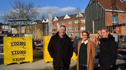Bouw nieuwe stedelijke kleuterschool 't Krawietelken van start