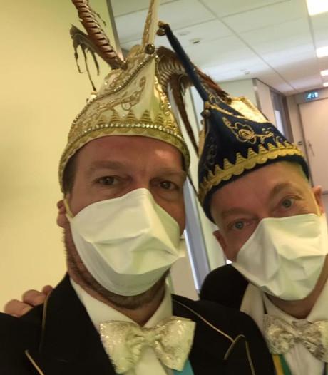 Privacywetgeving houdt prins carnaval uit het ziekenhuis