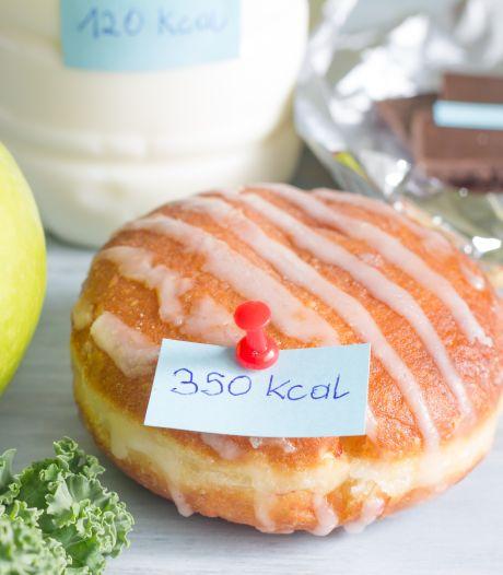 'Van het tellen van calorieën val je juist niet af'
