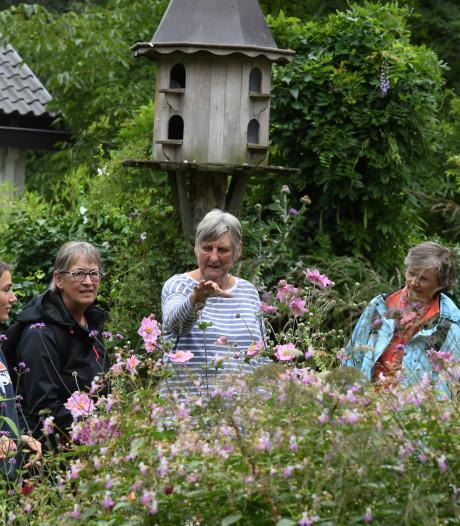 Honderden bezoekers in Tielse achtertuin
