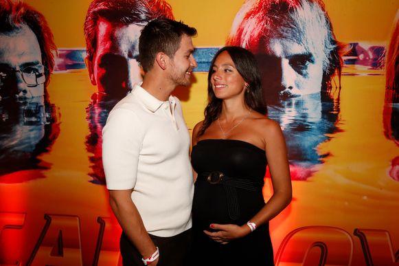 Matteo Simoni en Loredana