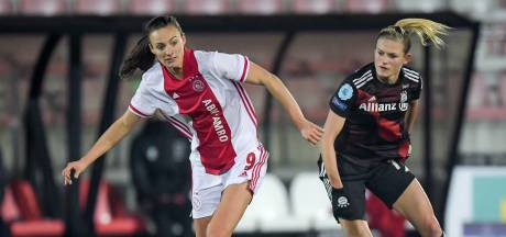 Vrouwen Ajax thuis onderuit tegen Bayern München