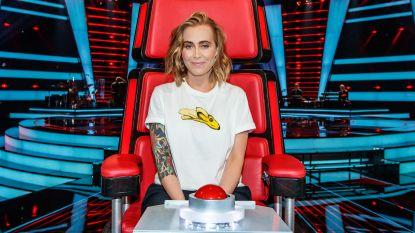 Anouk mogelijk in glazen cabine te zien bij 'The Voice', uit schrik voor corona