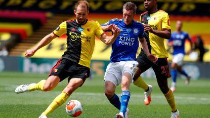 Watford en Leicester delen de punten na twee waanzinnige treffers in het slot, Bayat is opvallende aanwezige