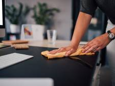 Facilitair dienstverlener pleit voor schoonmaker thuis, deels op kosten van de baas