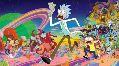 Kijkers vragen om Netflix-reeks 'Rick and  Morty' te annuleren nadat verontrustende video van maker opnieuw opduikt