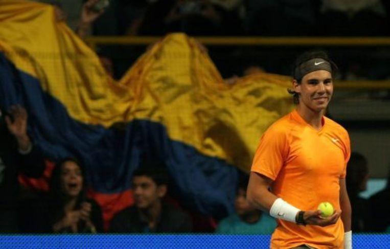Rafael Nadal. EPA Beeld