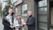 Cyriel De Waele (95) geeft sleutel Te Lande door