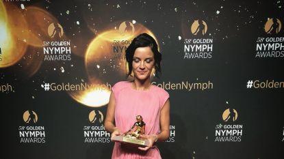 Lynn Van Royen (Beau Séjour) valt in de prijzen op Monte-Carlo Television Festival
