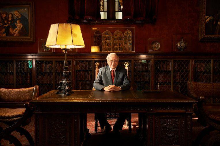 Warren Buffett. Beeld getty