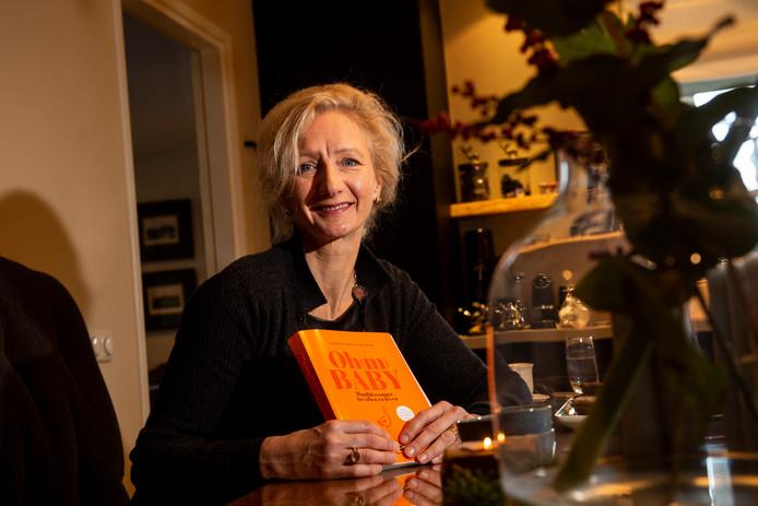 Antoinette Kuiper lanceert zaterdag haar boek Oh(m) Baby.