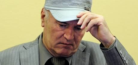 Na vijf jaar is eindelijk het einde in zicht van het proces tegen Mladic