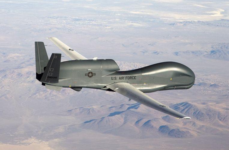 Iran beweert dat het een RQ-4 Global Hawk van het Amerikaanse leger heeft neergehaald.