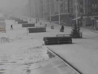 IN BEELD. Sneeuwzone trekt over ons land: hier wordt de meeste sneeuw verwacht