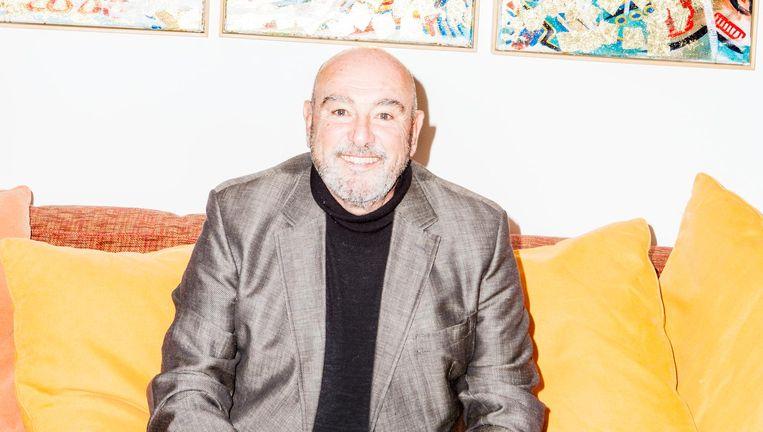 Peter de Bie: 'Avrotros heeft karaktermoord gepleegd.' Beeld Marie Wanders