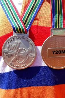 Medailleregen op WK touwtrekken voor Borculose touwtrekkers