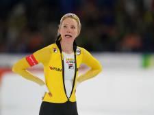 Carlijn Achtereekte kan tweede nationale titel allround en ticket voor WK allround vergeten