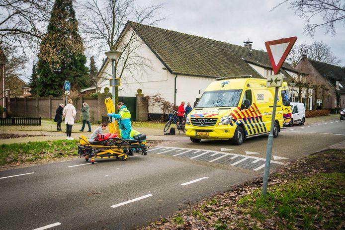 Vrouw ernstig gewond bij aanrijding in Eindhoven