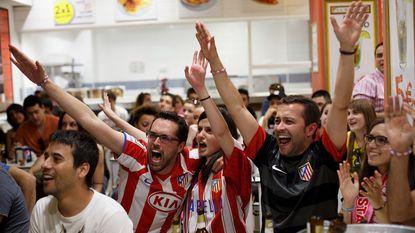 Bordeel dat gratis pleziertjes beloofde bij titel Atlético heeft dik probleem