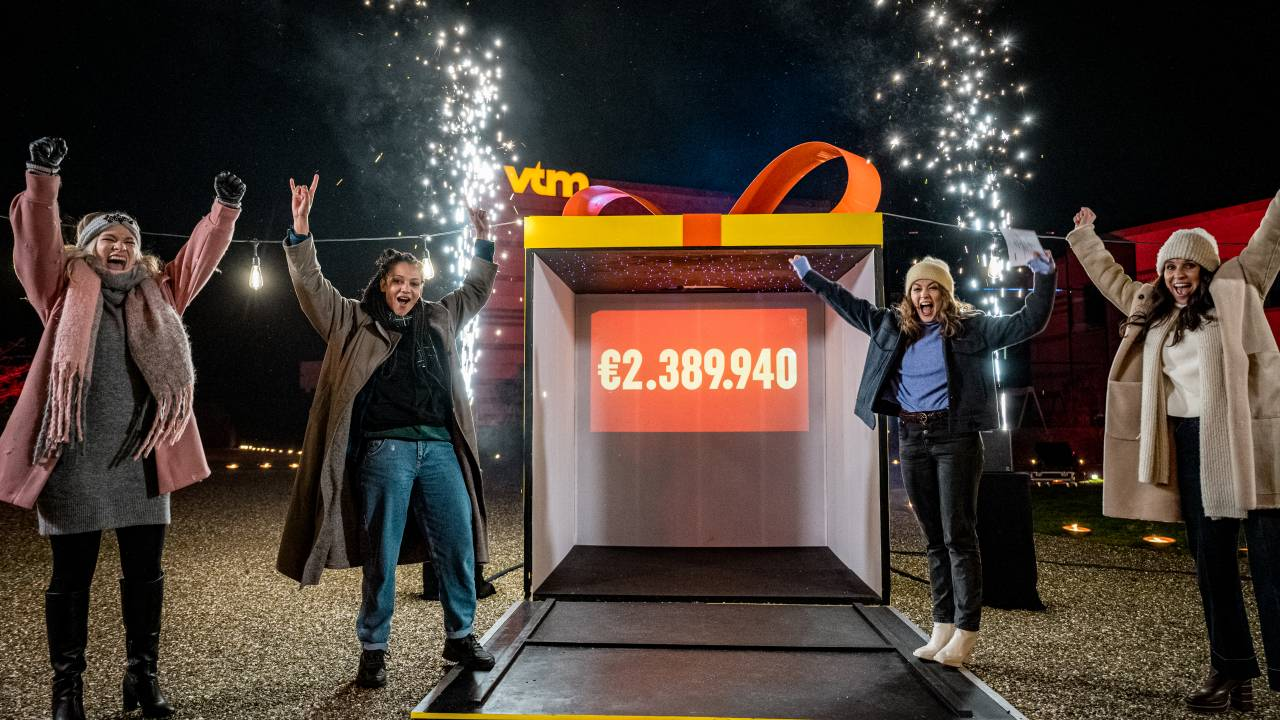 Make 2020 Great Again brengt maar liefst €2.389.940 op voor kinderen in armoede