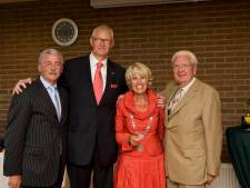 Heerde neemt voorgoed afscheid van immer stijlvol optredende oud-burgemeester Jan Eizes de Boer