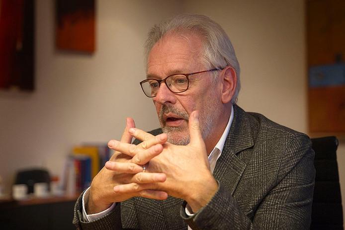 Burgemeester Hans Gaillard van Son en Breugel