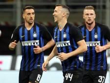 Inter speelt gelijk tegen concurrent AS Roma