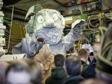 Oldenzaalse verenigingen tonen voor het eerst hun carnavalswagens