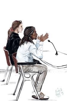 Advocate: 'Mijn cliënt wordt 'loverboy' genoemd, maar is nog niet veroordeeld'