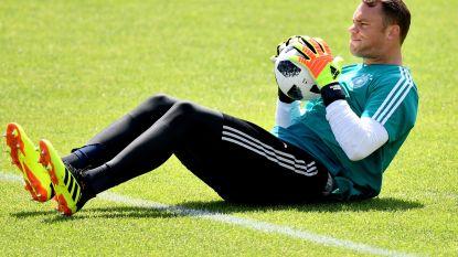 Ultieme test voor Neuer tegen Oostenrijk