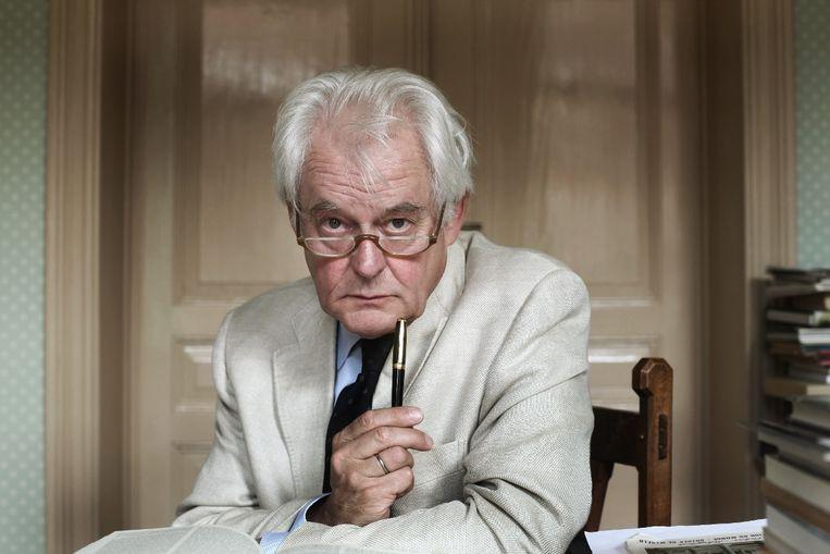 Geert van Istendael Beeld Bart Lasuy