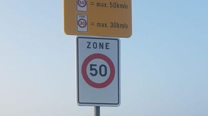 Nog slechts drie maximumsnelheden vanaf 7 januari