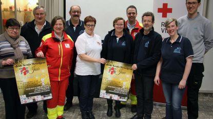 Rode Kruis viert 75ste verjaardag