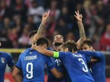 Biraghi bezorgt Italië in blessuretijd winst in Polen