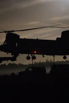 Vooral helikopters bron van tientallen klachten over vliegbasis Gilze-Rijen