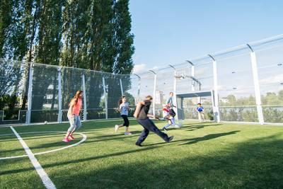 Voetbalkooi Zundert stuit op weerstand omwonenden