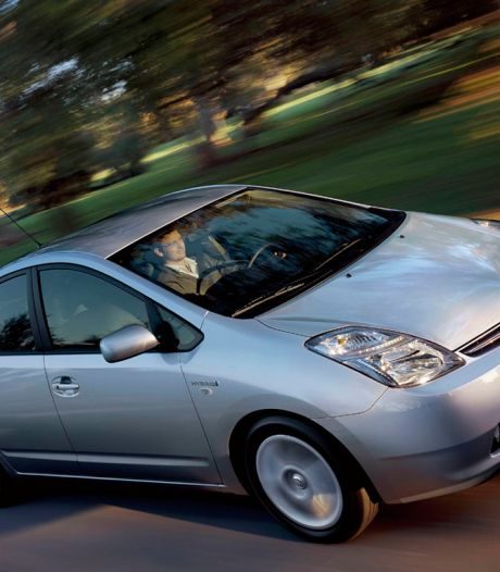 Katalysatordieven laten Toyota Prius in het Groene Hart met rust