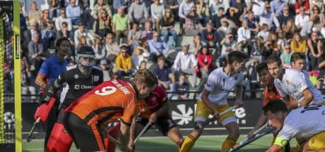 HC Den Bosch pakt punt tegen Oranje-Rood