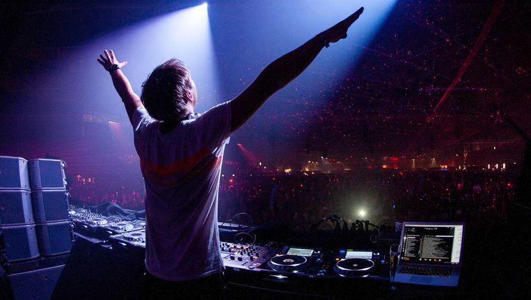 Armin van Buurten trad vorig jaar op tijdens het Amsterdam Dance Event. Beeld anp