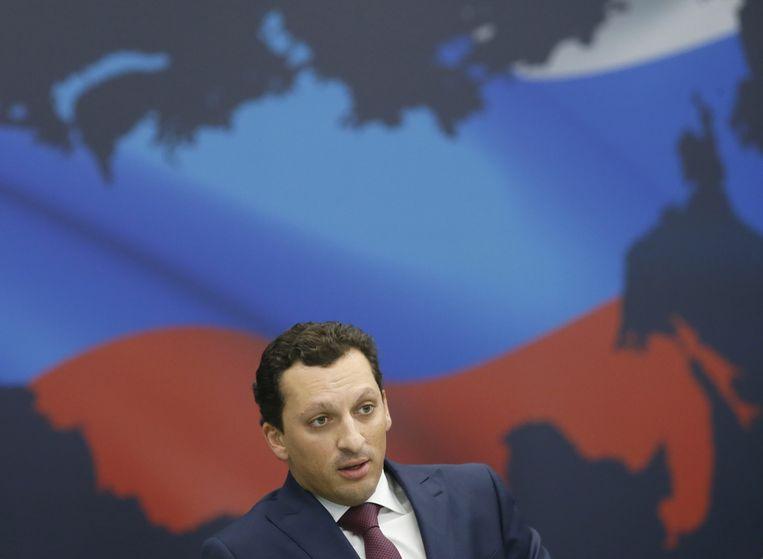 Kirill Shamalov Beeld EPA
